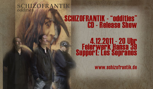 Flyer Schizofrantik