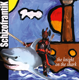 Cover the knight on the shark